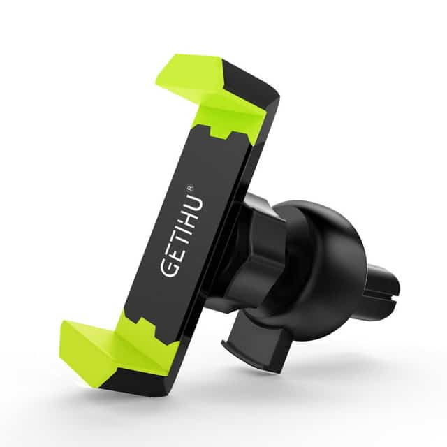 Car Phone Holder For iPhone X XS Max 8 7 6 Samsung, 360 Degree